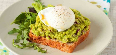 Mind-For-Body-Nutrition-Of-Poached-Eggs-Avo-On-Toast